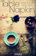 Table Napkin by nyazalegna