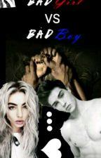 Bad boy VS Bad girl by shotlike