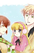[ APH - Oneshot ][ Special New Year Gift ] I have a family by ChristianaJulie