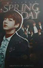 ↠Spring day ✐j.jk by xJiminifyx