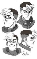I Remember You- Shiro x reader *Voltron* by Molscoll