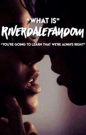 What is Riverdale Fandom? by RiverdaleFandom