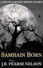 Samhain Born by JrPearseNelson