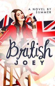 British Joey by paperkites_