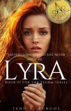Lyra by ManInBlue77