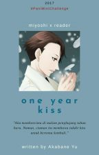 One Year Kiss by Akabane_Yu