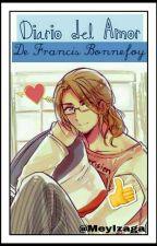 Diario del Amor de Francis Bonnefoy~ (Francia×Lectora) by MeyKirklandJones