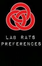 Lab Rats Preferences by Dragon_Ryder