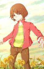 Just two orphans. (Male!Chara x Female!Reader) by LillianDreamZ