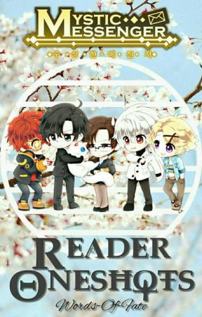 Mystic Messenger x Reader One Shots - Shattered (Tsundere!707 x