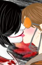 (Jeff the killer x Ticci Toby) New Beginning by nikkihere123
