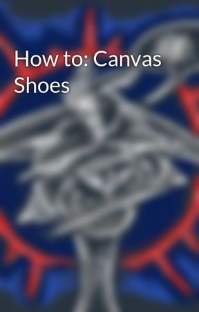 How to: Canvas Shoes by StaticWeekes