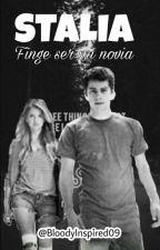 Finge ser mi novia (Stalia) by BloodyInspired09