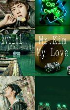 Mr.Kim [Hiatus] by kvc_61