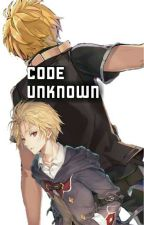 Code Unknown: Guild Adventures In A Different Dimension? by SatoshiTadashi