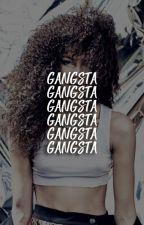 Gangsta ( Pete Dunne x OC ) by tamatongas