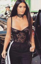 Kim Kardashian West. by --kimkardashian