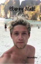 Blurry Niall by InesMabire