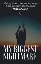 He's My Biggest Nightmare | Mayward  by nerdiipotato
