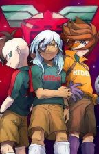 INAZUMA ELEVEN-The Return Of Alius by Samford_official