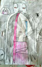 2 Pretenders, Twice The Lies (EnderCat X Artemis OC FROM MARITRAP!!)  by EnderyCat