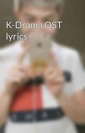 K-Drama OST lyrics - You (HEALER OST) - Wattpad
