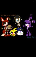 FNAF Zodiac by Mangle579