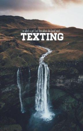 texting \\ jdb by gtfomae