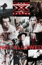 Not Allowed | h.s | by Nudda07