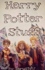 Harry Potter Stuff ❌ by randombabey