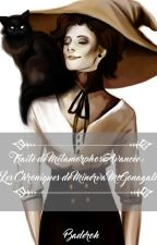 Traité de Métamorphose Avancée : Les Chroniques de Minerva McGonagall by Baderoh