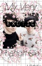 My Very Exotic Phangirl Bio by PastelMarks
