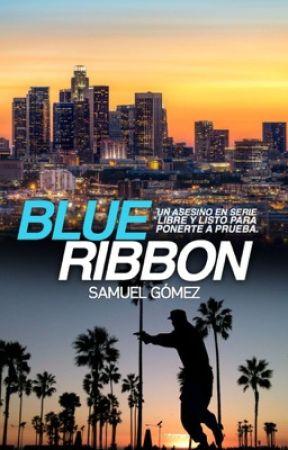 Blue Ribbon by WritingBoy
