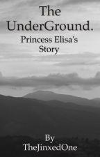 Undertale FanFiction, Princess Elisa [COMPLETE] by TheJinxedOne