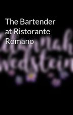 The Bartender at Ristorante Romano by AlannahWedstein