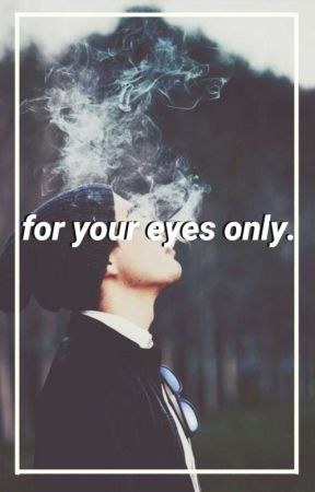 for your eyes only × c.h by Jazz_ily