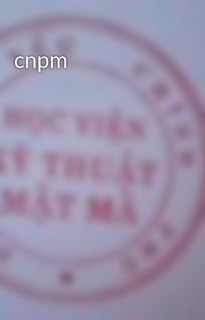 cnpm by VictimLove