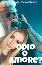 ODIO O AMORE?//Federico Rossi by Benxd3tta