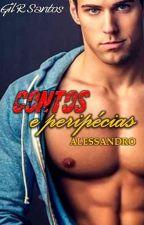 INTENSO - Alessandro , contos e peripécias antes de Sabrina Martins by GRSantos2015