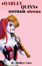 Harley Quinn-Gotham Sirens by Nalanda-Luiza