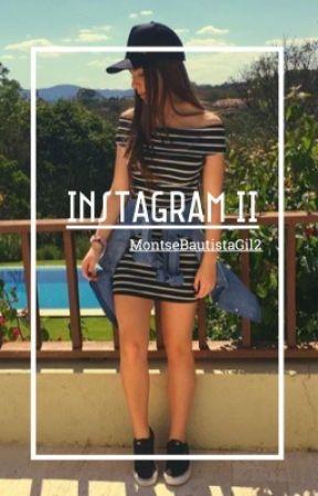 Instagram II/ Mario Bautista  by MontseBautistaGil2