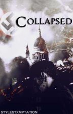 Collapsed. || Larry Stylinson/ OMEGAVERSE by stylestxmptation