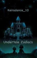 Undertale Zodiacs by Keiradance_10