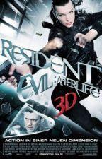 Resident Evil by sunakochansama