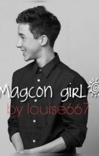 Magcon girl || Hunter Rowland by louise667