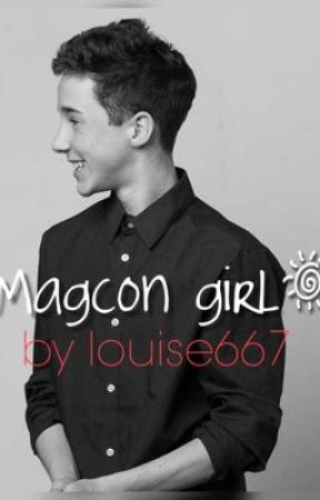 Magcon girl    Hunter Rowland by louise667
