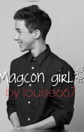 Magcon girl || Hunter Rowland