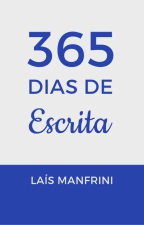 365 dias de escrita by LaisManfrini