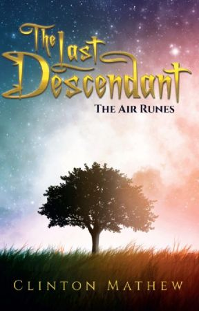 The Last Descendant: The Air Runes by ClintMathew0