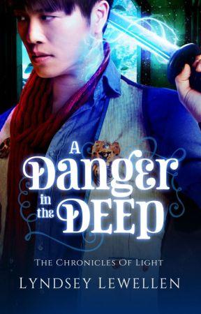 A Danger in the Deep (A Steampunk Adventure Novel) by LyndseyLewellen
